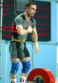 Андрей Рыбаков занял 7-е место в двоеборье и выиграл золото в рывке на чемпионате мира по тяжелой атлетике