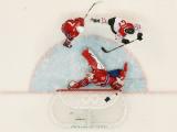 Юношеская сборная Беларуси по хоккею не удержала победу в матче со словаками на турнире в Дании
