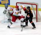 В матче с россиянами сборная Беларуси по хоккею сделала большой шаг вперед - Хейккиля