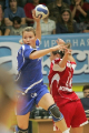 Белорусские гандболистки проведут матчи европейских кубковых турниров