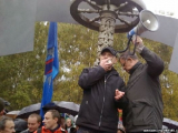 Народные сходы закончились арестами (Фото, видео)