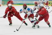 Белорусские хоккеисты заняли второе место на Кубке Президентского спортивного клуба