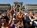 Сторонники Берлускони проиграли выборы в Милане и Неаполе