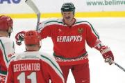 Команда Президента Беларуси обыграла хоккеистов Гродненской области в матче Пятых республиканских любительских соревнований