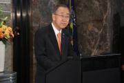 Пан Ги Мун осудил нападение боевиков в Грозном