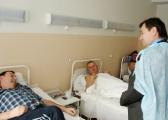 Новый хирургический корпус Горецкой районной больницы примет пациентов в феврале-марте 2012 года
