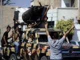 Повстанцы прорвались в резиденцию Каддафи