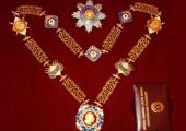 Лукашенко награжден орденом Гейдара Алиева