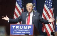 Дональд Трамп как разрушитель стратегий