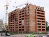 Не менее 2-2,5 млн.кв.м жилья будет построено в Беларуси с господдержкой в 2012 году