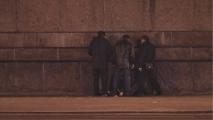 На Октябрьской площади задержаны участники молитвы за политзаключенных