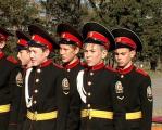 Афонский монастырь учредил премию для воспитанников Минского суворовского училища