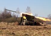 Белорусские ракетчики в этом году выполнили более тысячи огневых задач