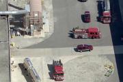 На заводе General Motors в Детройте произошел взрыв