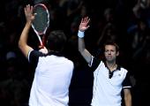 Мирный и Нестор выиграли в первом матче итогового турнира АТР в Лондоне