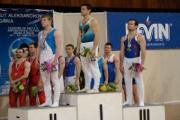 Николай Казак и Вячеслав Модель завоевали бронзу чемпионата мира в синхронных прыжках на батуте