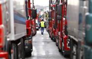 Транспортный коллапс на границе с Литвой и Латвией сохраняется