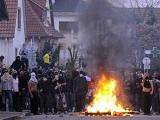 Российский манифестант признался в поджогах в Страсбурге