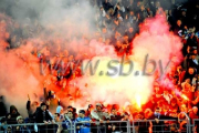 Футболисты БАТЭ проиграли «Виктории» в матче Лиги чемпионов  (ФОТО)
