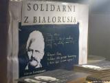 Акция солидарности с Алесем Беляцким в Вильнюсе
