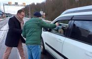 О малом пограничном движении рассказали на белорусско-литовской границе