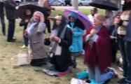 В Лиде женщины уже 27-й день подряд собираются на молитву за Беларусь