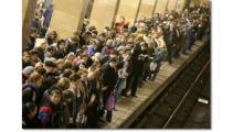 На рельсах первой линии метро погиб человек