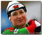 Людмила Калинчик заняла 26-е место в спринте на этапе ИБУ по биатлону в Эстерсунде