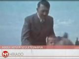 Венгерские националисты поздравили Гитлера в выпуске новостей