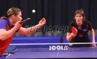 Белоруски выиграли у россиянок в Европейской лиге наций по настольному теннису