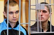 Белорусское телевидение показало видео с признательными показаниями Коновалова и Ковалева (ВИДЕО)