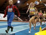 Команды из семи стран принимают участие в международном турнире по легкой атлетике в Бресте