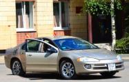 Брестчанина наказали за непристойную наклейку со свастикой на авто