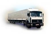 Объем перевезенных грузов между Беларусью и Россией за январь-октябрь возрос на 15,8%