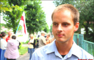 Сотрудники КГБ ищут экс-политзаключенного Александра Молчанова
