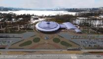 В Минске в 2012 году на проектирование и строительство объектов к чемпионату мира по хоккею направят Br2,3 трлн.
