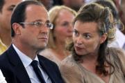 Президент Франции расстался с первой леди