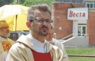 Ксендз Вячеслав Борок: У христианина нет ничего общего с безбожными взглядами БРСМ