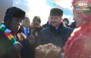 Лукашенко отправил Шеймана встречать президента Зимбабве