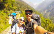 Как молодая белорусская семья покоряла Гималаи