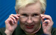 Ермошина предложила дату «парламентских выборов»