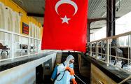 В Турции наибольшее число заражений коронавирусом с начала пандемии