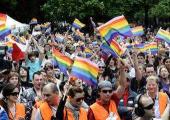 Неонацисты сорвали первый гей-парад в Словакии