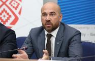 Калюжный ушел из Федерации хоккея Беларуси