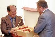 Посол Китая Лу Гуйчэн за три года работы в Беларуси изучил особенности развития всех областей страны
