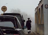 В преддверии новогодних праздников увеличивается поток автомобилей на границе - ГТК Беларуси