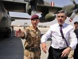 Гордон Браун предложил обсудить план окончания войны в Афганистане