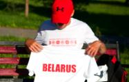Лидский активист побежит за белорусский язык в Барселоне