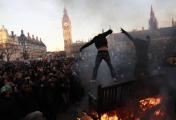 19 декабря. Акция в Лондоне (Фото)