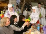 Мартынова провела традиционную встречу с супругами глав дипмиссий по случаю Рождества и Нового года
